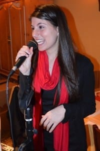 Gianna Capra Singing
