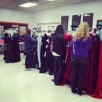 """Prom """"shopping"""" @ your Library"""