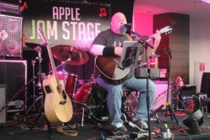 Live From The Apple Jam Stage