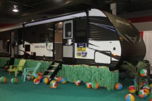 RV and Camping Show 2019 at The Stephens Convention Center